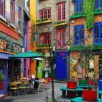 Neal's Yard: Uma vilinha secreta em Covent Garden