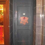 Experimental Cocktail Club door