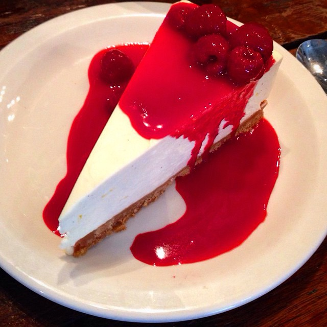 FloresemNottingHill_PizzaEastCheeseCake