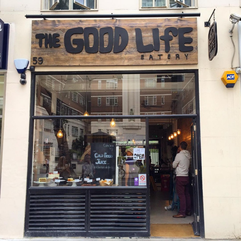 The Good Life Eatery, um lugarzinho delicioso e perfeito para um brunch saudável e cheio de sabor no charmoso bairro de Chelsea.  The Good Life Eatery, a cute delicious place for a  healthy brunch full of flavours in Chelsea. #floresemnottinghill #goodlifeeatery @goodlifeeatery #chelsea #brunch #sunday #healthyfood #goodlife #londres #london #bestoflondon