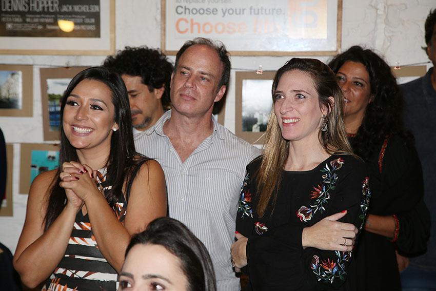 08/11/2017 - Lancamento_Livro_Flores_em_Notting_Hill - São Paulo - SP